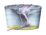 Tornado Dynamics Premium Photographic Print by Gary Hincks