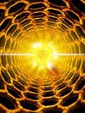 Nanotube Technology Fotografisk tryk af Victor Habbick
