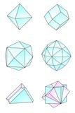 Diamond Crystal Forms, Artwork Prints by Gary Hincks