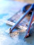 Navigation Prints by Tek Image