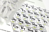 Periodic Table Photographic Print by Steve Horrell