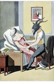 Animal Magnetism, Satirical Artwork Prints by Science Photo Library