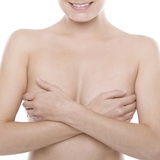 Breast Self-examination Photographic Print by Science Photo Library