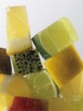 Fruit Squares Photographic Print by Veronique Leplat