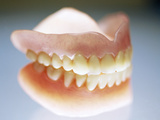 False Teeth Photographic Print by Lawrence Lawry