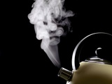Boiling Kettle Photographic Print by Tek Image