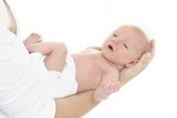 Mother And Newborn Baby Boy Photographic Print by Ruth Jenkinson