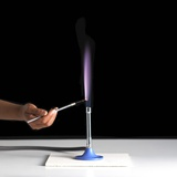 Potassium Flame Test Photographic Print by Science Photo Library