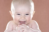 Smiling Baby Girl Photographic Print by Ruth Jenkinson