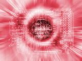 Quantum Computing Photographic Print by Mehau Kulyk