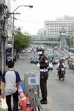 Bangkok Air Pollution Photographic Print by Mehau Kulyk