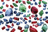 Precious Gemstones Prints by Lawrence Lawry