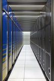 Cray XT4 Supercomputer Cluster Photographic Print by Lawrence Berkeley National Laboratory