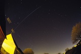 International Space Station Trail Photographic Print by Laurent Laveder