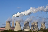 Chimney And Cooling Tower Posters by Chris Knapton