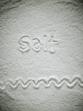 Salt, Conceptual Image Photographic Print by Richard Kail