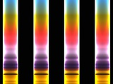 Chromatography Fotografisk tryk af Mehau Kulyk
