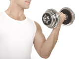 Lifting Weights Photo by Science Photo Library