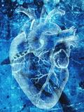 Unhealthy Heart Photographic Print by Mehau Kulyk