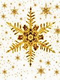 Snowflakes Poster by Mehau Kulyk