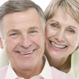 Happy Senior Couple Photographic Print by Science Photo Library