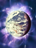 Earth Photographic Print by Coneyl Jay