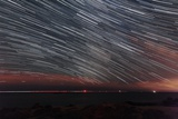 Star Trails Photographic Print by Laurent Laveder