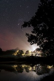 Starry Night Photographic Print by Laurent Laveder