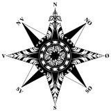 Renaissance Compass Rose, Artwork Photographic Print by Mikkel Juul