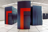 NERSC Supercomputers Photographic Print by Lawrence Berkeley National Laboratory