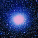 Optical Image of Globular Cluster Omega Centauri Photographic Print by Celestial Image