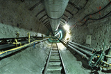Access Tunnel Photographic Print by Lawrence Berkeley National Laboratory