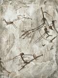 Kennis and Kennis - Prehistoric Cave Painting - Fotografik Baskı