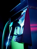 Petrol Pump Photographic Print by Tek Image
