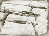 Prehistoric Spear-thrower Photographic Print by Kennis and Kennis