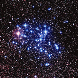 The Butterfly Star Cluster M6 Photographic Print by Celestial Image