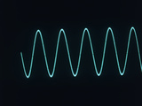 Sound Wave Photographic Print by Andrew Lambert