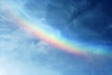 Circumzenithal Arc Photographic Print by Laurent Laveder