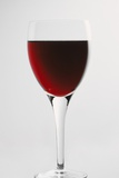 Glass of Red Wine Posters by Lawrence Lawry