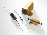 Various Resistors Photographic Print by Tek Image