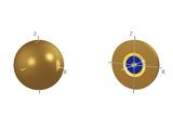 3s Electron Orbital Reproduction photographique par Dr. Mark J.