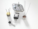 Various Transistors Photographic Print by Tek Image