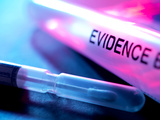 Forensic Evidence Photographic Print by Tek Image