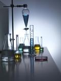 Laboratory Glassware Affiches par Tek Image