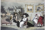 The Hypochondriac, Satirical Artwork Posters by Science Photo Library