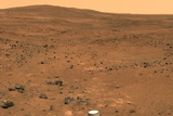 Martian Landscape, Spirit Rover Image Photographic Print by  Jpl-caltech