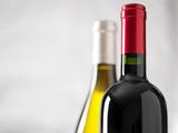 Bottles of Wine Poster by Tek Image