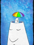 David Gifford - Mental Health Protection, Artwork Fotografická reprodukce