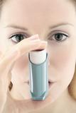 Asthma Inhaler Use Prints by Gavin Kingcome