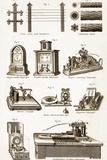19th Century Electric Telegraph Equipment Photographic Print by Sheila Terry